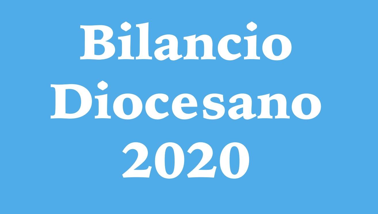 Bilancio Diocesano 2020